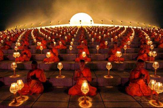 Буддійські ченці