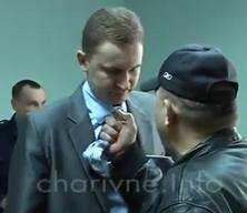 Як з прокурорами розмовляють після революції!