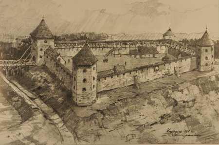 Кудрінецький замок