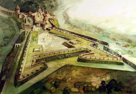 Кам'нець-Подільська фортеця