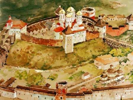 Острозьский замок