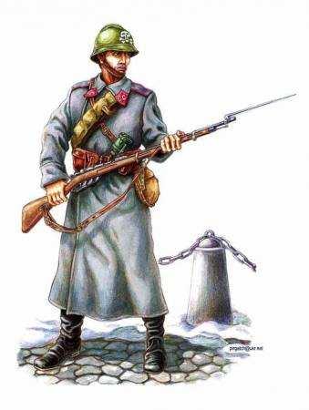 Стрілець Січових Стрільців