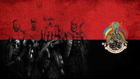 Шпалера до Дня збройних сил України