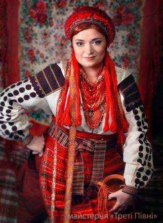 Український костюм. Реконструкція