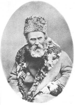 шевченко. фото. 1858