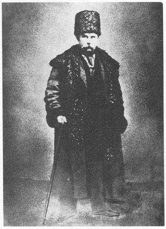 шевченко. фото в зріст. 1859