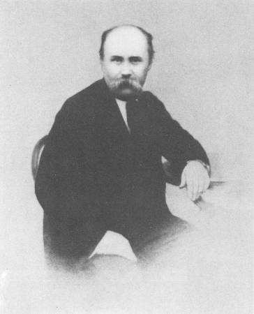 Шевченко. фото з краваткою. 1859