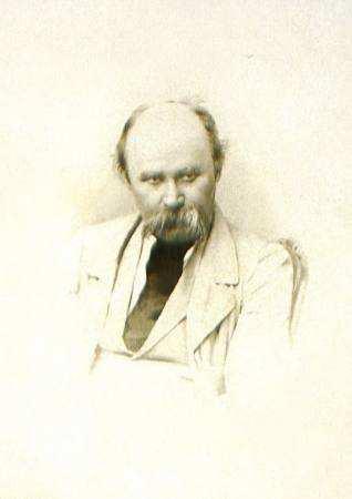 Шевченко. фото Гудовського. 1859