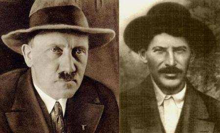 Гітлер і Сталін
