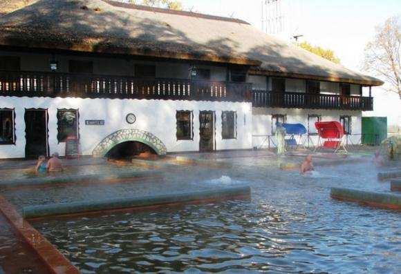 Термальні води в Берегово