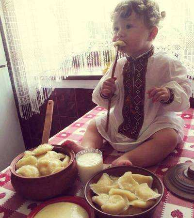 Козаки в дитинстві