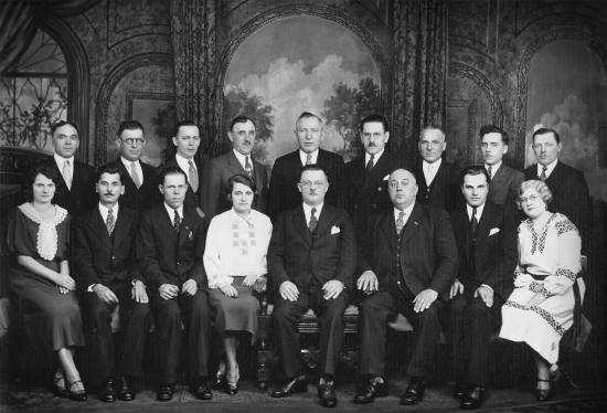 Організаційний комітет українського павільйону
