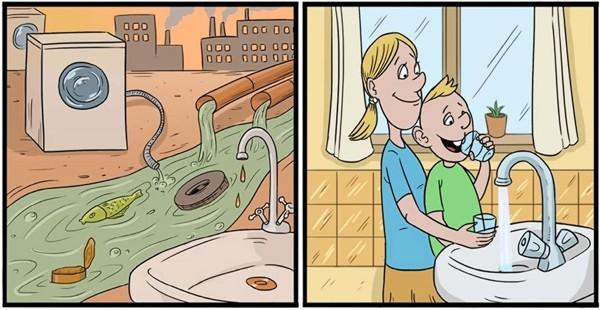 Чиста вода!