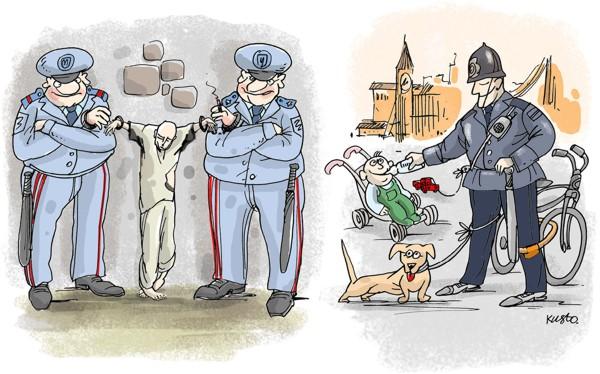 Поліція з народом