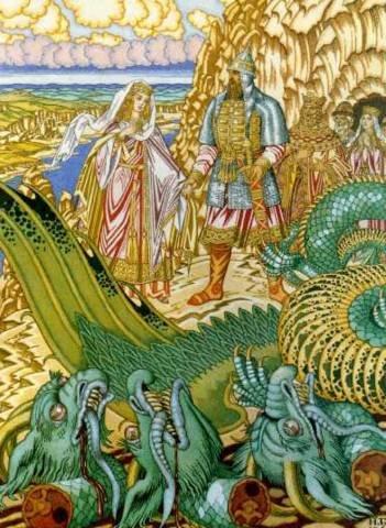 Ось так виходили рептілоіди-дракони