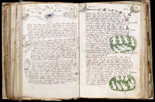 Манускрипт Войнича (англ. Voynich Manuscript)