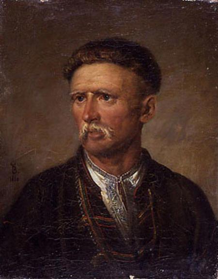 Єдиний достовірний портрет Кармелюка належить пензлю Тропініна