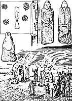 Збручанський ідол (IX—X ст., Тернопільщина)