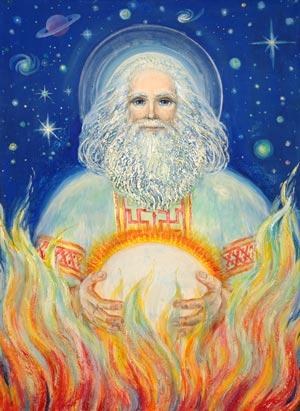 Старший син роду бог управитель світу