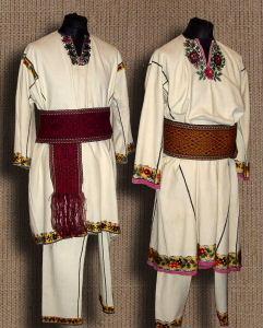 Чоловічий народний костюм