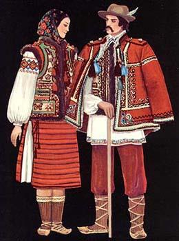 Традиційний одяг полтавщини та