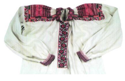 Національний український одяг Опілля
