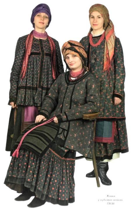 Традиційний одяг Полтавщини
