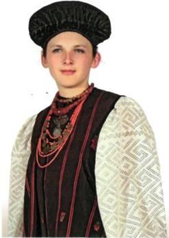 Вишиванки середнього Подніпров'я