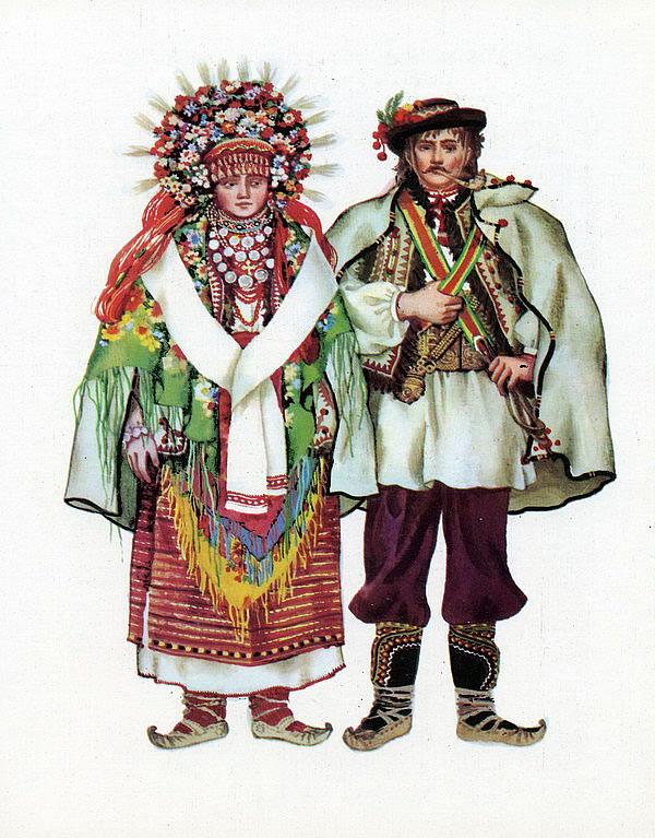 Жіночі українські прикраси