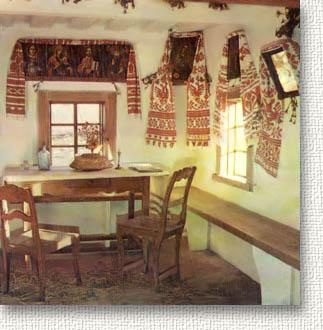 Рушники в українській хаті