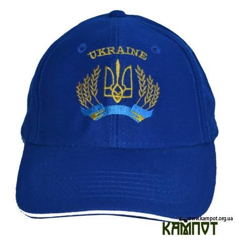Бейсболка з тризубом » Український інтернет магазин fb19d542c8f7e