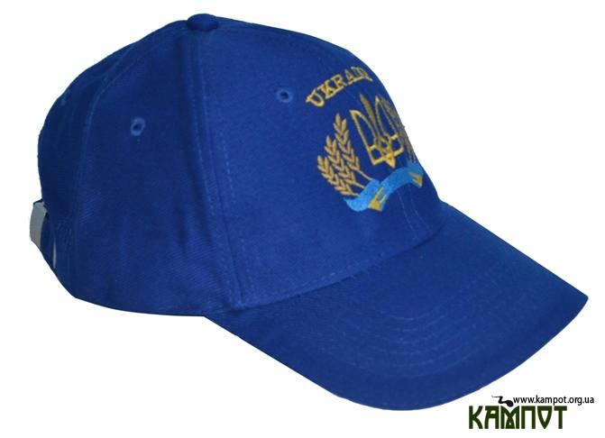 Бейсболка з тризубом » Український інтернет магазин 9ff31eb10b71e
