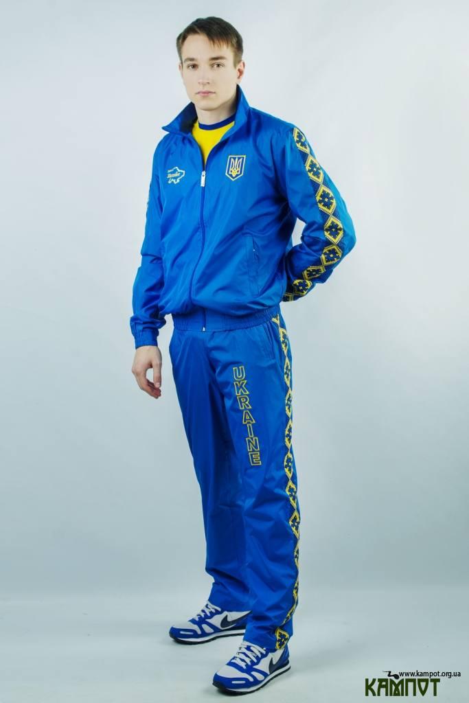 4bd6448c4382b Спортивний костюм з українським орнаментом » Український інтернет ...
