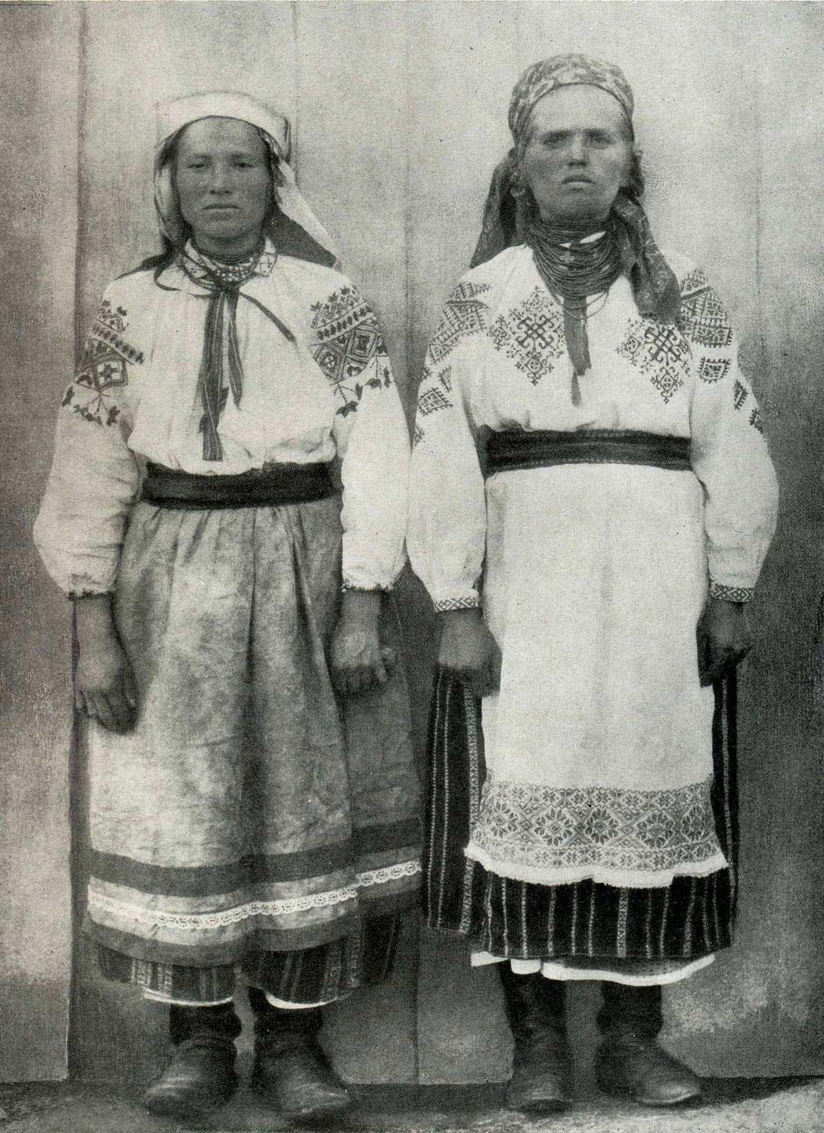 Жінки з Села Юрова