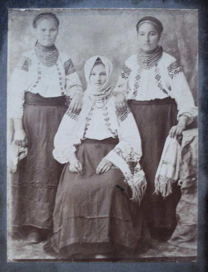 Жінки початку 20 ст.