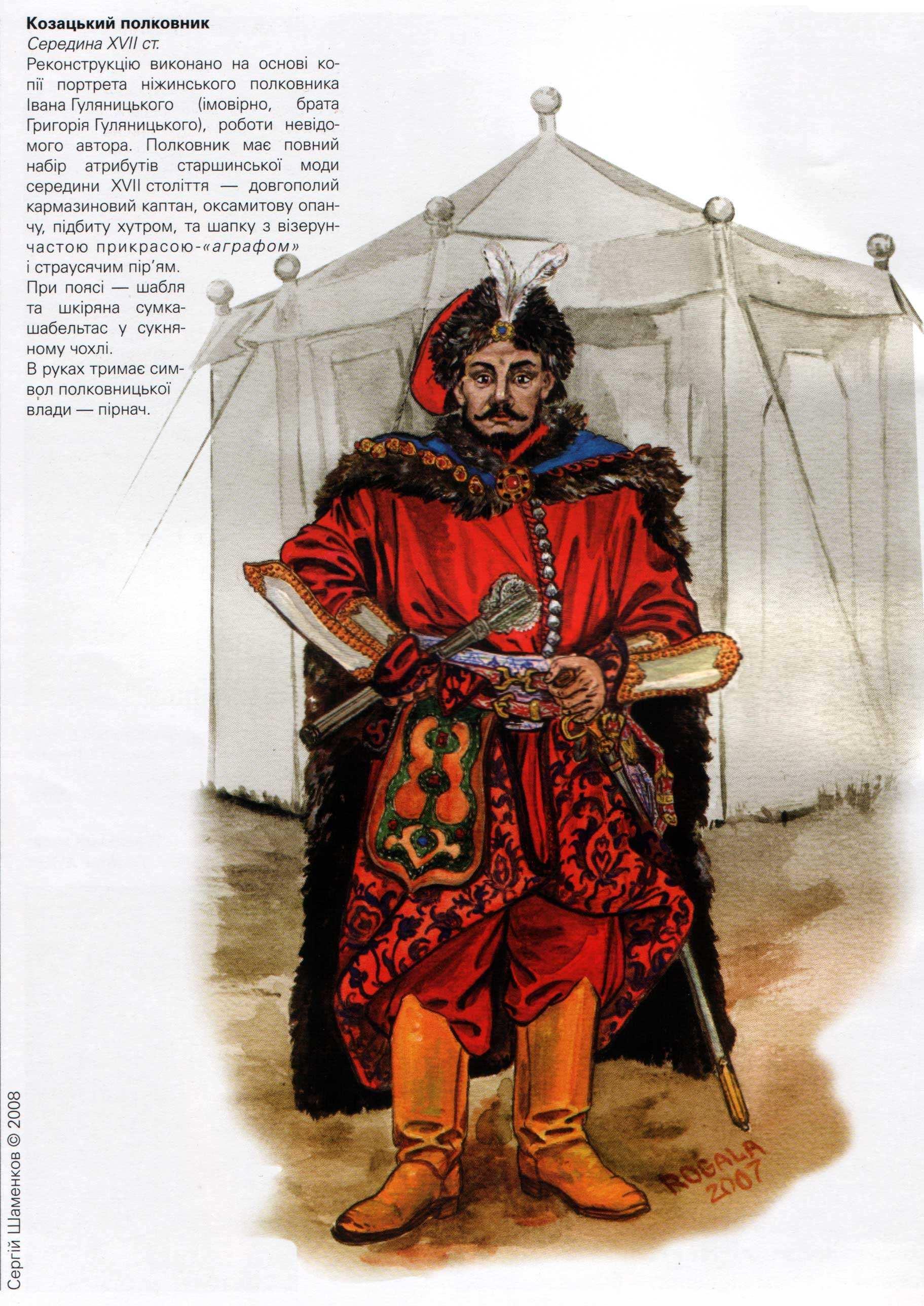Козацький полковник
