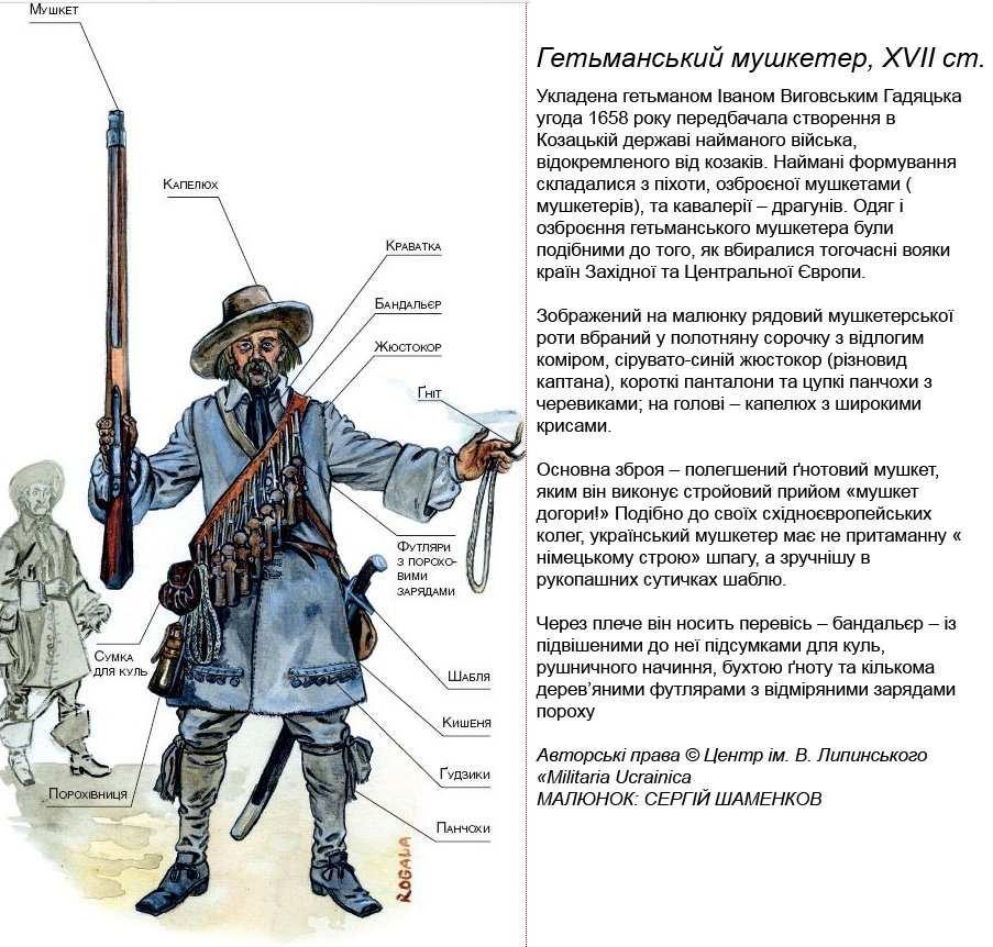 Гетьманський мушкетер