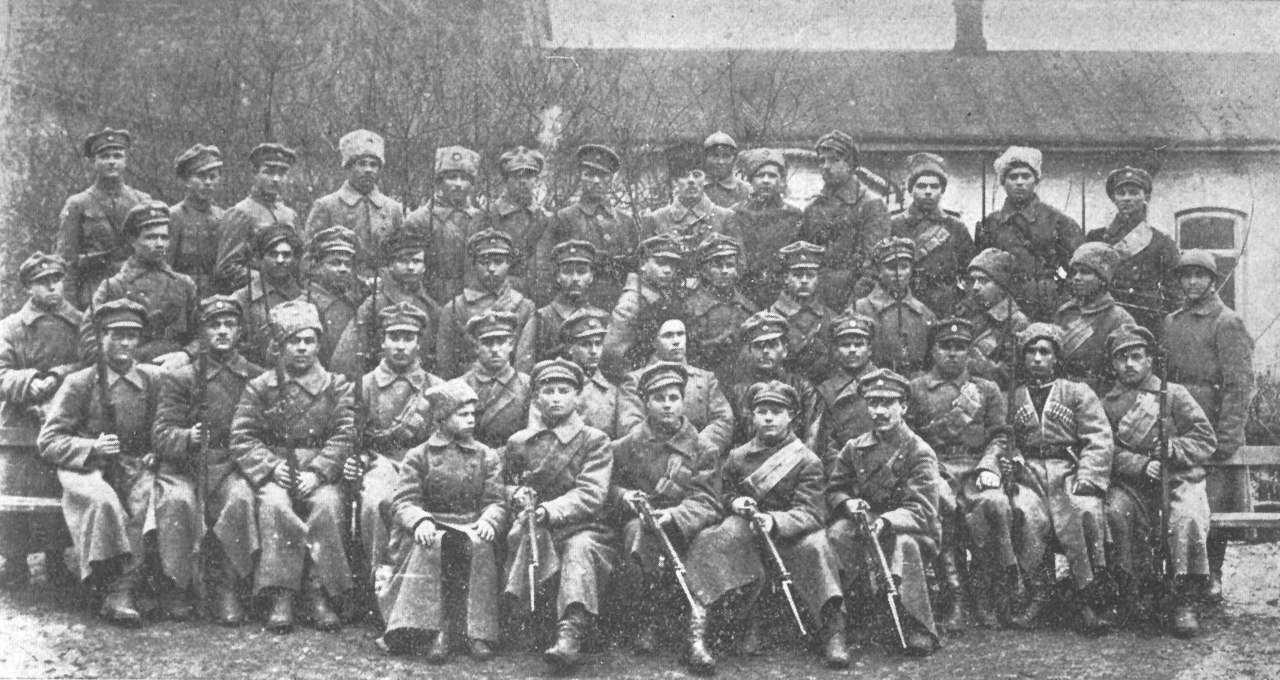Січові стрільці 1914