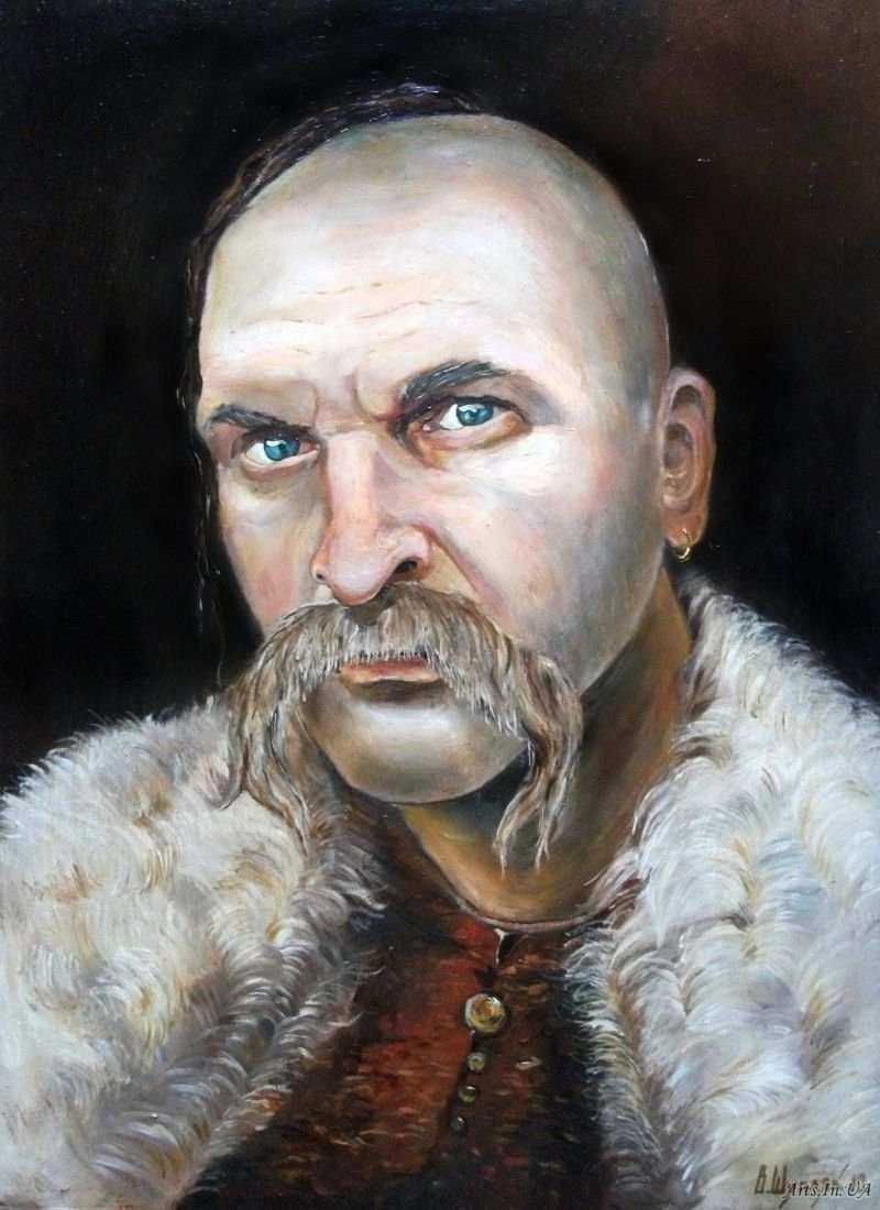 Портрет Івана Сірка