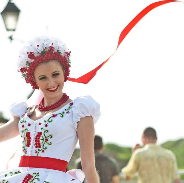 Красива Українка