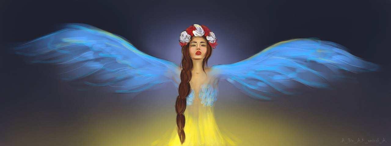 Український ангел