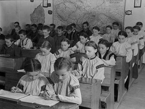 Шкільна форма 1937 року