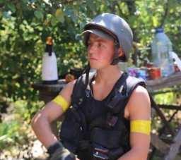 Андрій Снітко 18-ий герой України
