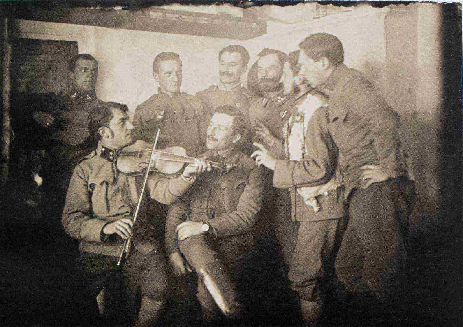 Українські Галицькі Стрільці булавного відділу І полку Легіону УС