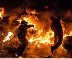 Річниця революції гідності.