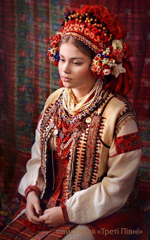 Україночка задумалась