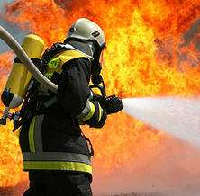 День пожежної охорони. 17 квітня