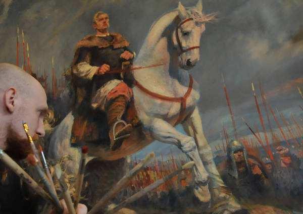 князь Святослав