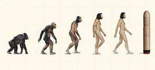 Еволюція чоловіка