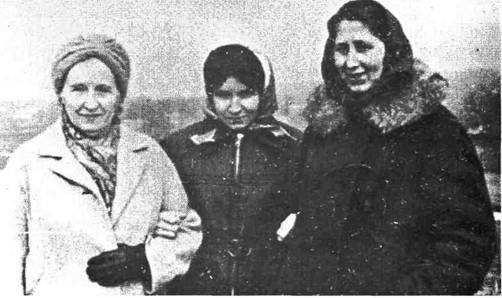 Катерина Зарицька, 1978р.